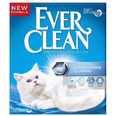 Ever Clean UnScented Extra Strong 6 L