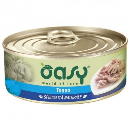 Oasy Wet Cat Specialità al Naturale Tonno 150 gr