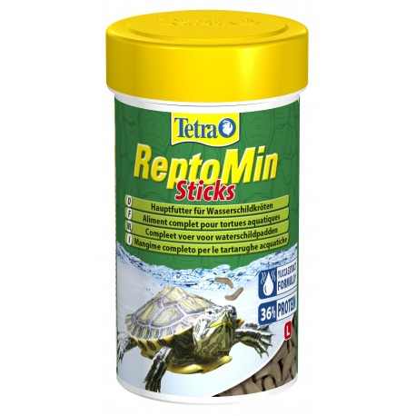 Tetra Reptomin Sticks 1000 ml 270g Mangime per Tartarughe Acquatiche