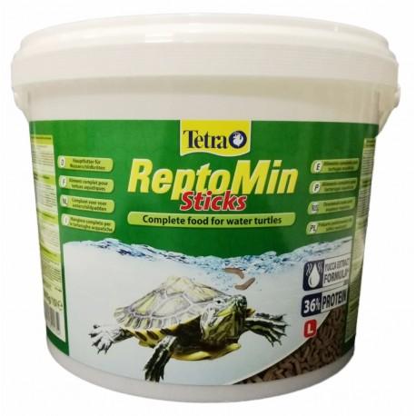 Tetra Reptomin Sticks 10 Litri Mangime per Tartarughe Acquatiche
