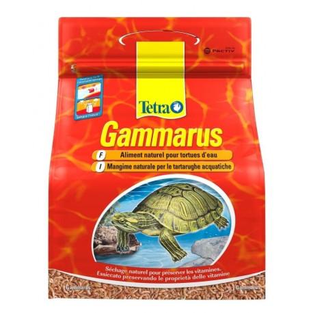Tetra Gammarus 4 Litri Mangime per Tartarughe Acquatiche