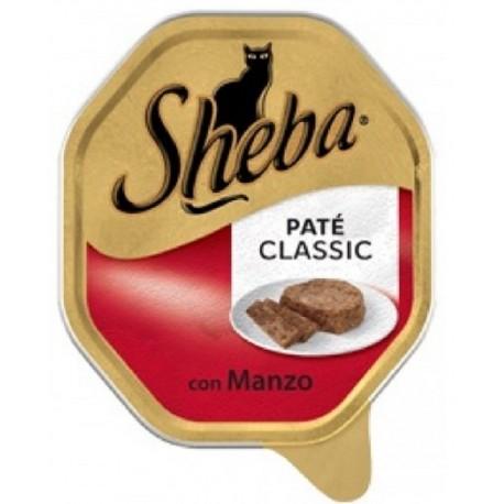 Sheba Patè Manzo 85 gr