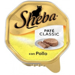 Sheba Patè Pollo 85 gr
