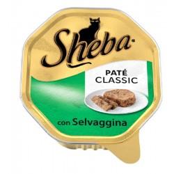 Sheba Patè Selvaggina 85 gr