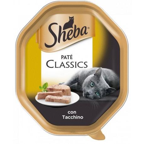Sheba Patè Tacchino 85 gr