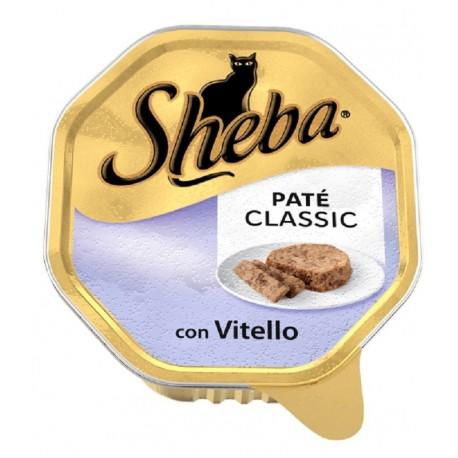 Sheba Patè Vitello 85 gr