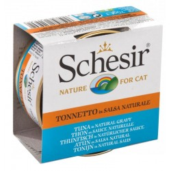 Schesir Cat 70 gr Tonno in salsa naturale