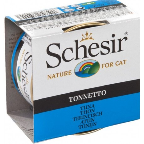 Schesir Cat 85 gr Tonnetto in Jelly