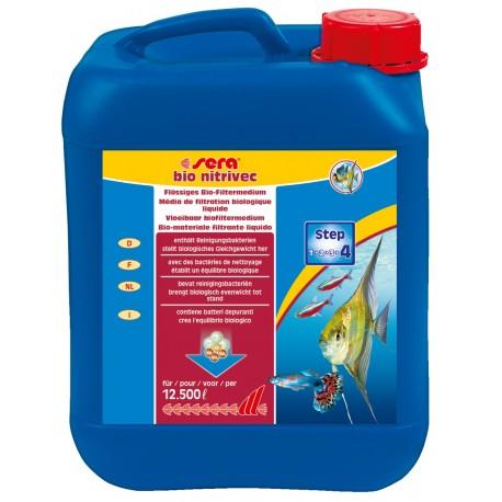 Sera Nitrivec 5000 ml Batteri per filtro acquario