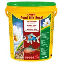 Sera Pond Mix Royal 21 lt Mangime Misto per Pesci Laghetto