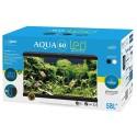Askoll Ciano Aqua 60 Led bianco acquario 58 litri