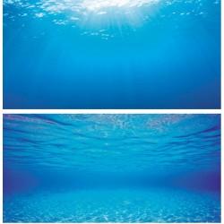 Juwel Poster 2 L Sfondo Doppio per Acquario 80/100 cm