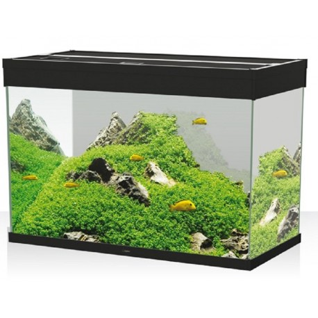 Askoll Ciano Acquario Emotions Nature Pro 80 Led Colore Nero