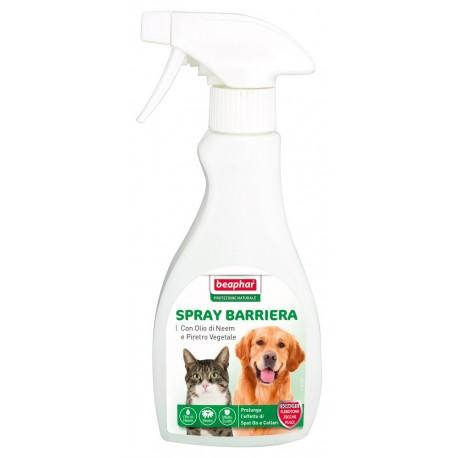 Beaphar lozione spray antiparassitario naturale 250ml per cane e gatto