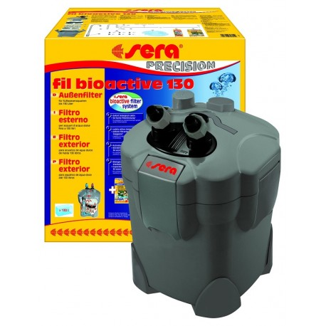 Sera Fil Bioactive 130 Filtro esterno per Acquario 130 LT