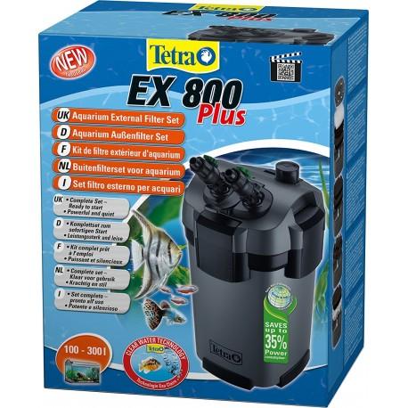 Tetra ex 800 plus Filtro Esterno per Acquario 300 lt