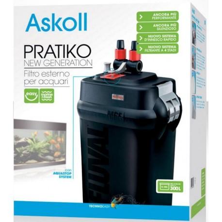 Askoll Pratiko 300 New Generation Filtro Esterno per Acquario