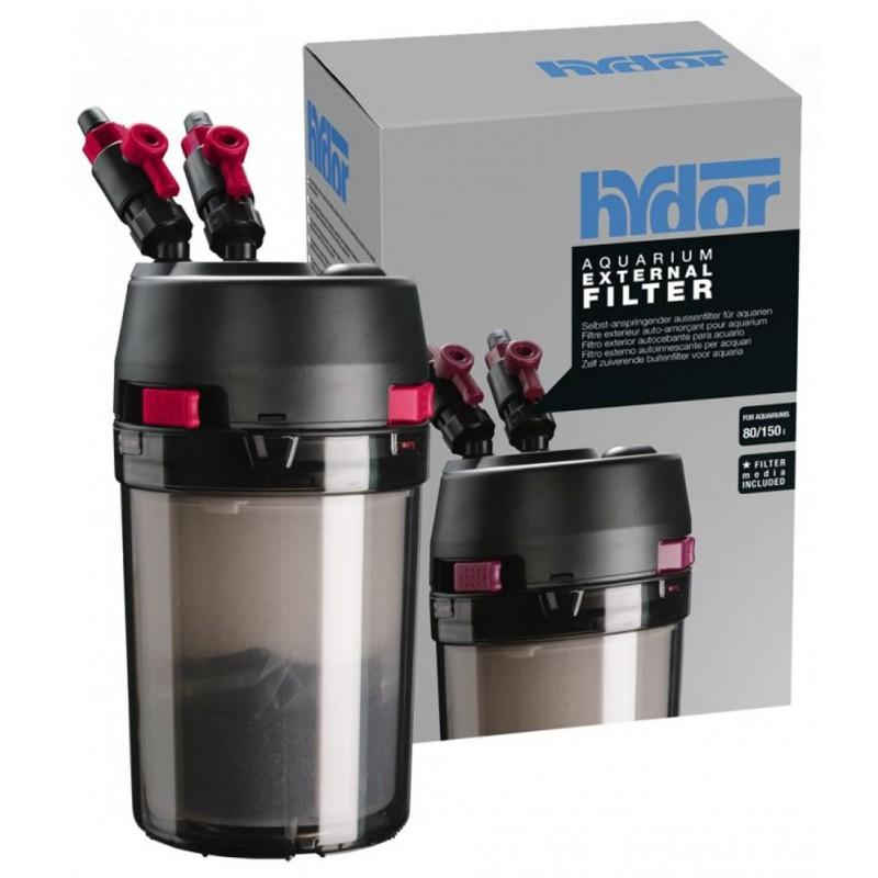Filtro esterno hydor prime 10 for Pompe per laghetti esterni