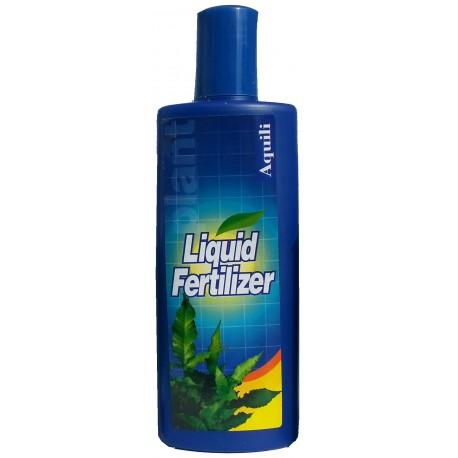 Aquili Fertilizzante Liquido 125 ml per Piante Acquario