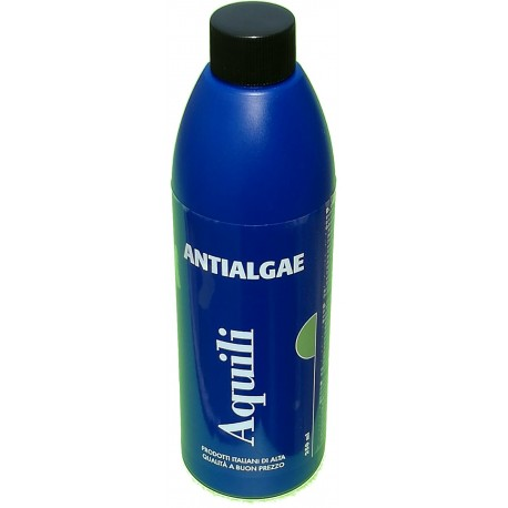 Aquili Antialghe 250 ml per Acquario