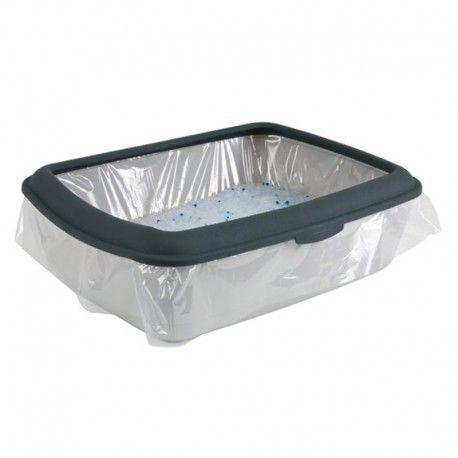 Trixie 10 sacchetti per cassetta igienica lettiera gatto mis.L cod. 4044