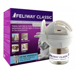 Feliway Classic Diffusore e Ricarica Starter Kit