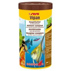 Sera Vipan 1000 ml Mangime Scaglie per Pesci