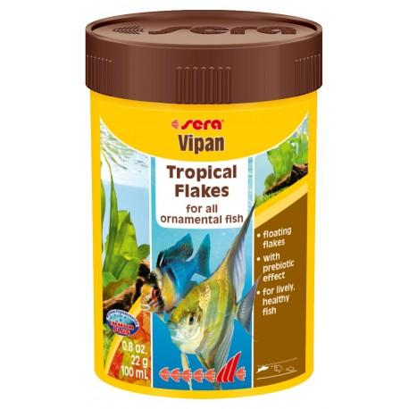 Sera Vipan 100 ml Mangime Scaglie per Pesci