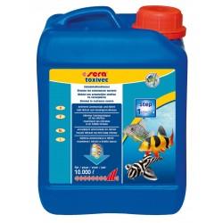 Sera Toxivec 2500 ml Trattamento Anti Ammoniaca Nitriti