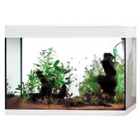 Askoll acquario Pure XL LED High cube 130 Litri bianco