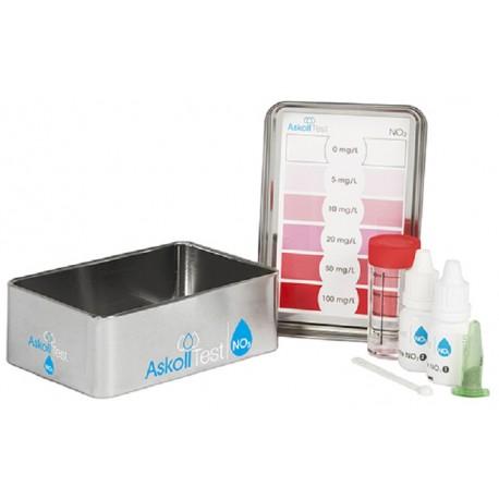 Askoll Test No3 Misurazione Nitrati per Acquario Marino e Dolce