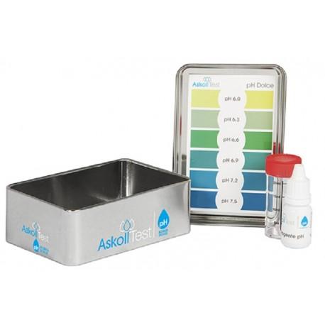 Askoll Test PH Misurazione Ph per Acquario Dolce