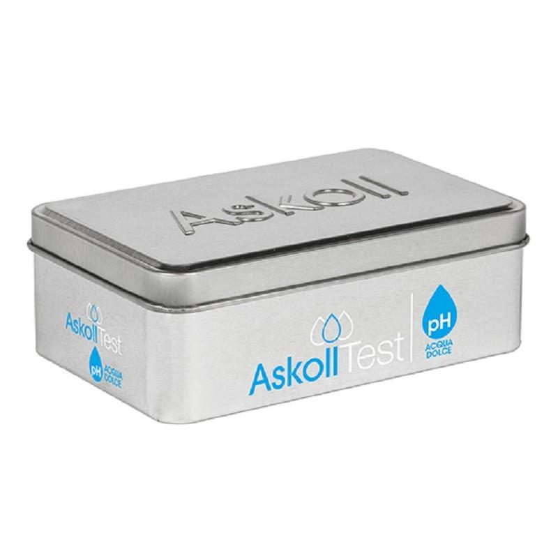 Askoll test ph per acquario acqua dolce for Arredo acquario acqua dolce