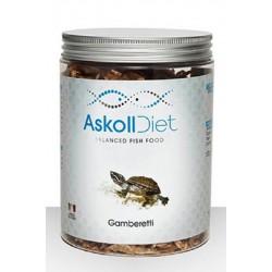 Askoll Diet Gamberetti per Tartarughe 1000 ml 130 gr