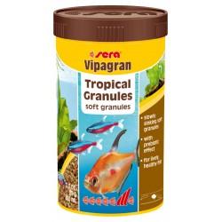 Sera Vipagran 250 ml 80 gr Mangime in Granuli per Pesci Acquario
