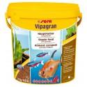 Sera Vipagran 10 Litri 3 Kg Mangime in Granuli per Pesci Acquario