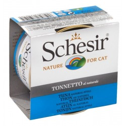 Schesir Cat 85 gr Tonnetto al Naturale