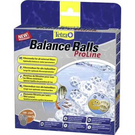 Tetra Balance Balls ProLine 880 ml Stabilizza Valori Acquario