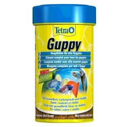 Tetra Guppy 100 ml 30g Mangime Completo per Guppy
