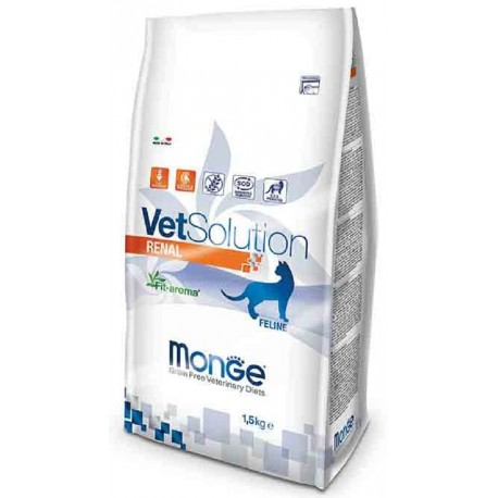 Monge Gatto VetSolution Renal 1,5 kg