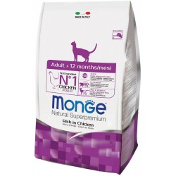Monge Gatto Natural Superpremium Adult 1,5 Kg