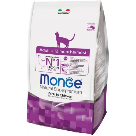 Monge Gatto Natural Superpremium Adult gr 400