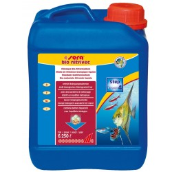 Sera Nitrivec 2500 ml Batteri per filtro acquario