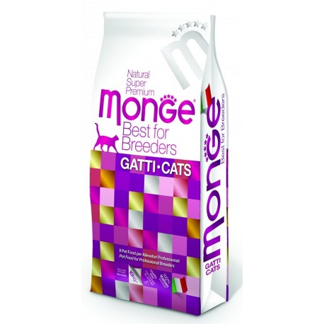 Monge Gatto Natural Superpremium Adult 10 Kg