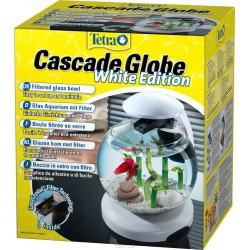 Tetra Cascade Globe 6,8 litri Bianco Acquario Completo con Led