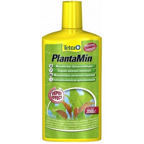 Tetra PlantaMin 500 ml ex FloraPride Fertilizzante per piante acquario
