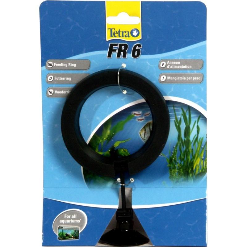 Tetra fr 6 mangiatoia per pesci acquario for Acquario per pesci e tartarughe