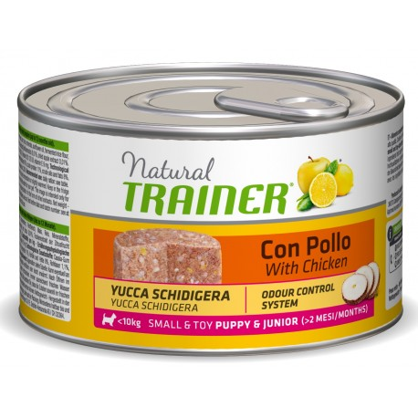 Trainer Natural Puppy & Junior Small & Toy Umido per Cuccioli 150 gr