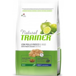 Trainer Natural Adult Maxi Pollo e Riso 12 Kg