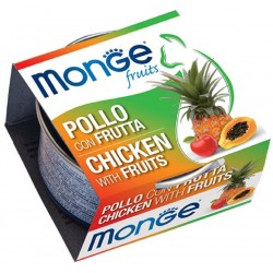 Monge Fruits Pollo con Frutta 80 gr